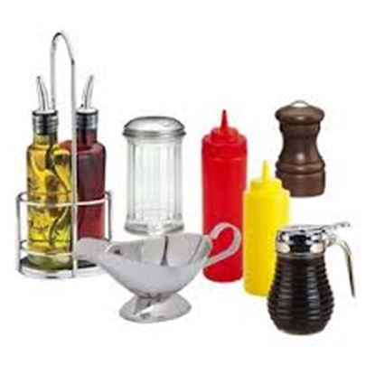 Picture for category DISPENSERS & CONDIMENTS