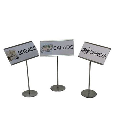 Picture for category MENU STAND & HOLDERS