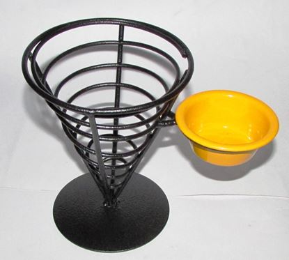 Picture of DESTELLER CAST CONE SERVER 1 DIP