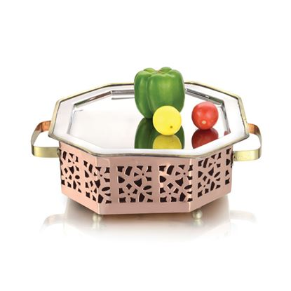 Picture of LACOPPERA SNACK WARMER OVAL D/CUT