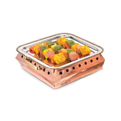Picture of LACOPPERA SNACK WARMER SQUARE JUMBO