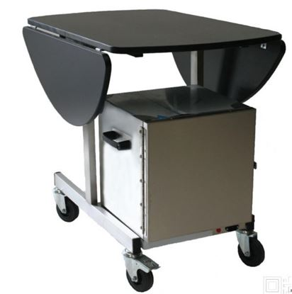 Picture of HK ROOM SERVICE TROLLY W/ HOT CASE SS