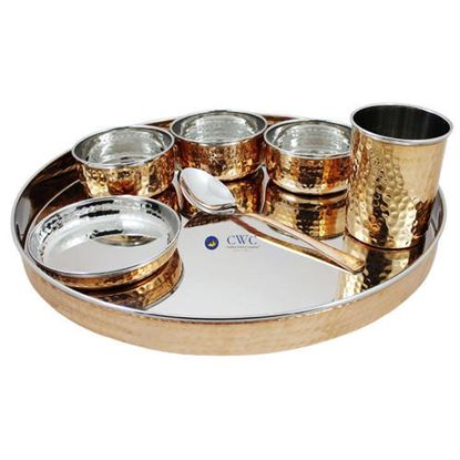 Picture for category THALI SETS