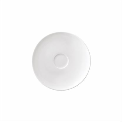 Picture of ARAINE COUPE SAUCER 16CM RIMLESS