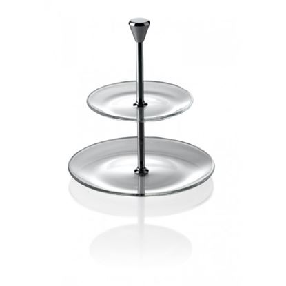 Picture of VDV FULL MOON 2 TIER PLATE (15,21)