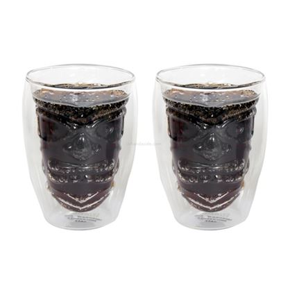 Picture of DN TIKKI GLASS D/W 260ML 8.8OZ (2PCS)