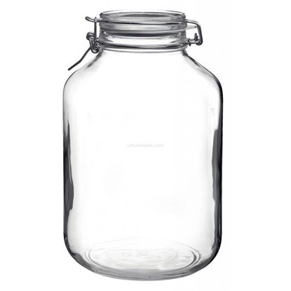 Picture of BORMIOLI ROCCO FIDO TERRINA JAR 5000ML