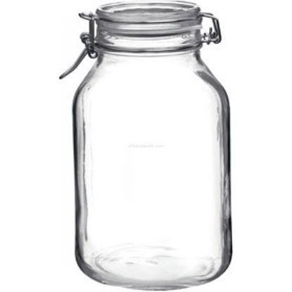 Picture of BORMIOLI ROCCO FIDO TERRINA JAR 3000ML