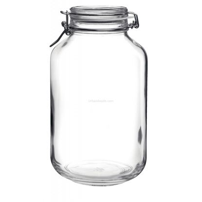 Picture of BORMIOLI ROCCO FIDO TERRINA JAR 4000ML