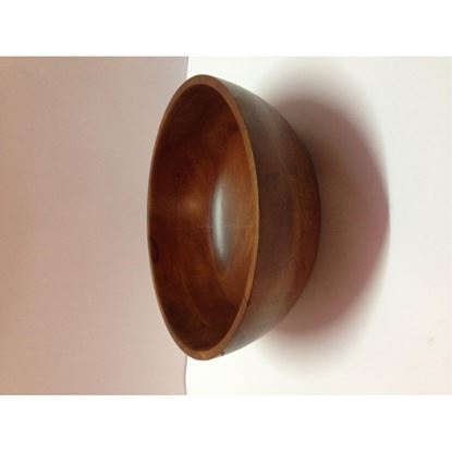"""Picture of WOOD BOWL ROUND 12"""""""