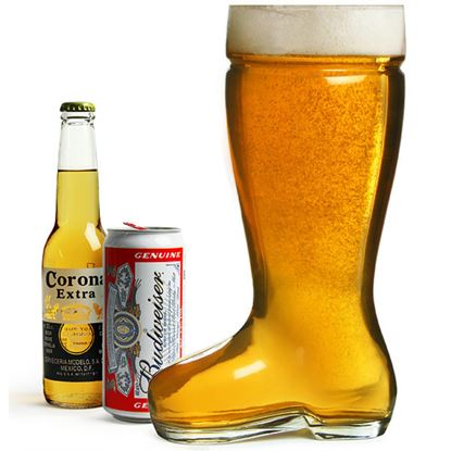 Picture of DN BOOT BEER MUG 500ML