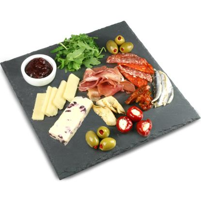 Picture of STO PLATTER SQUARE 12X12""