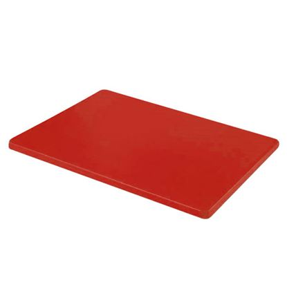"Picture of V4 CHOPPING BOARD 1"" RED"
