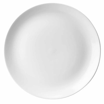 Picture of ARAINE ROUND RIMLESS PLATE 25.5 CM