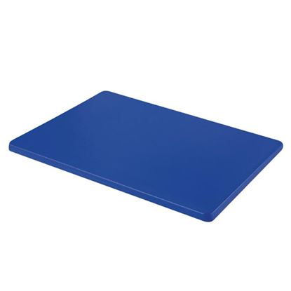 Picture of V4 CHOPPING BOARD 12X18 50MM BLUE