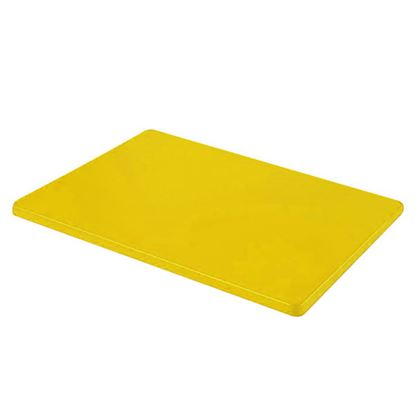 Picture of V4 CHOPPING BOARD 12X18 50MM YELLOW