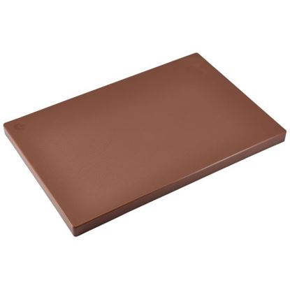 Picture of V4 CHOPPING BOARD 12X18 25MM BROWN