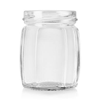 Picture of GI JAR CROWN 250ML W/TIN CAP