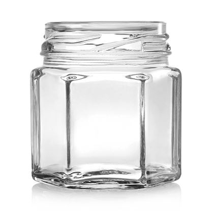 Picture of GI JAR HEXA 45ML W/TIN CAP