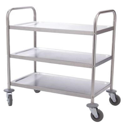 Picture of SUNNEX SERVICE TROLLEY SS 3 TIER