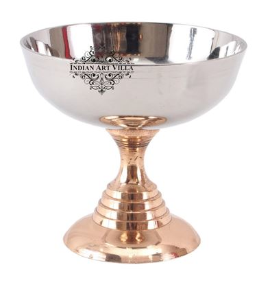 Picture of DESTELLER TWO TONE ICE CREAM CUP SMALL