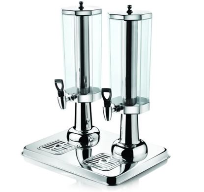 Picture of CHAFFEX JUICE DISPENSER 4L ECO(DOUBLE)