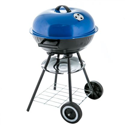 Picture of EM BBQ GRILLER ROUND W/COVER