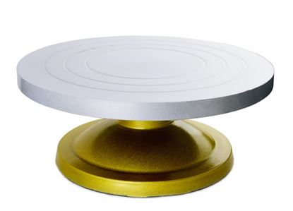 Picture of CHAFFEX CAKE STAND ALUMINIM TOP