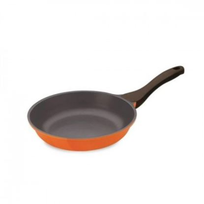 Picture of ALDA DIE CAST FRY PAN 24CM W/LID