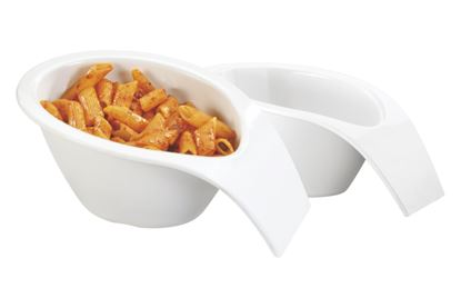 Picture of DINEWELL GLORY BOWL SMALL 009 (BLACK)