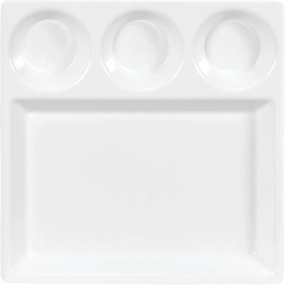 Picture of DINEWELL PARTITION PLATE (4P) 3074