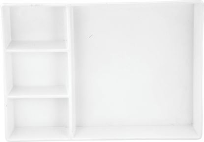 Picture of DINEWELL PARTITION PLATE (4P) EXCUTIVE 3076