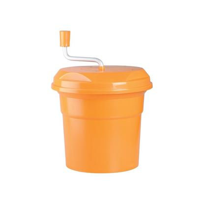 Picture of KMW SALAD SPINNER 12LTR ORANGE
