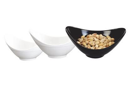 """Picture of DINEWELL ELITE BOWL 9""""  3004 (BLACK)"""
