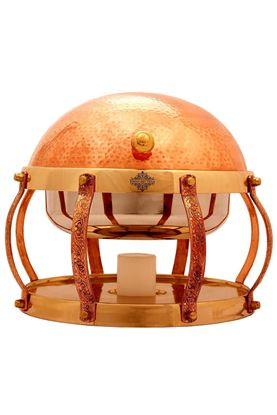 Picture of LACOPPERA ROLLTOP DISH NO4