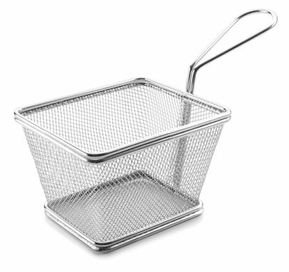 Picture of IG SERVING BASKET SQ (12.7X12X4.8CM)