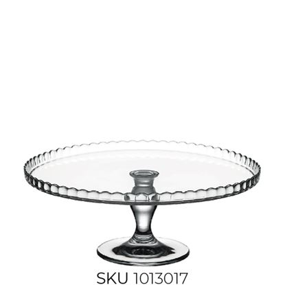 Picture of PASABAHCE PATISSERIE FTD PLATE 32CM (95117)