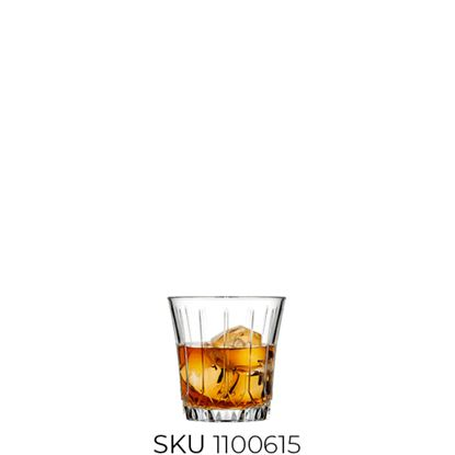 Picture of PASABAHCE NESSIE WHISKY TUMBLER 295CC (520034)