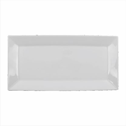 Picture of ARAINE PANO RECT PLATE 33.5X16.5 CM