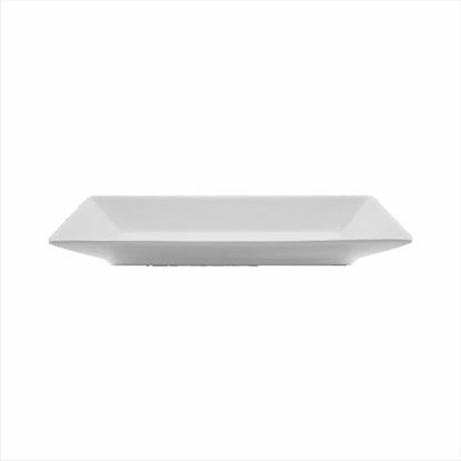 Picture of ARAINE PANO RECT PLATE DEEP 19.5X9 CM