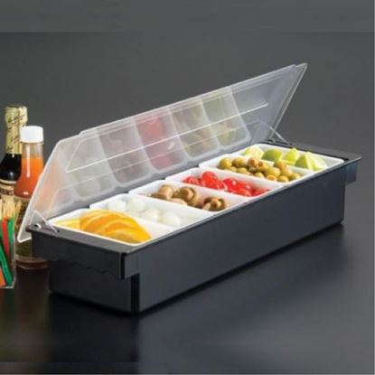 Picture of V4 CONDIMENT TRAY(6 PORTION)