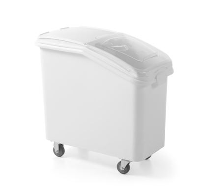 Picture of JW INGREDENT BIN WHITE 81L
