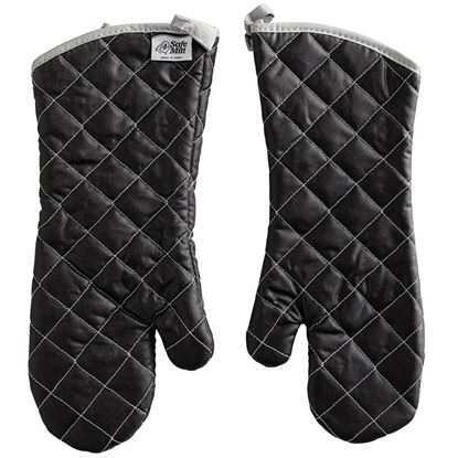 Picture of CHAFFEX GLOVES FIRE PROOF BLACK (PAIR)