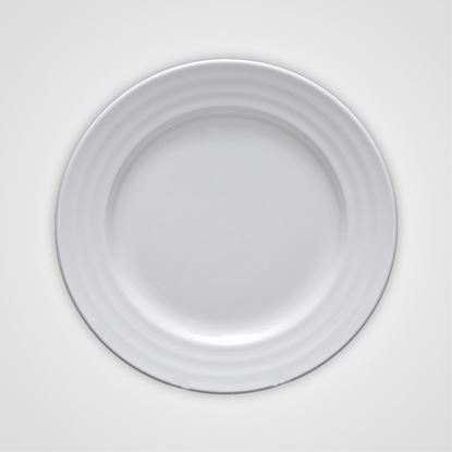 Picture of BONE-CHINA GALAXY PLATE 11""