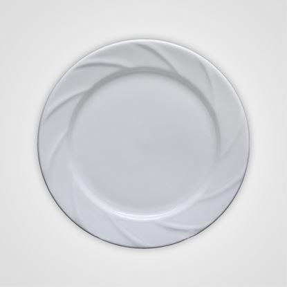 "Picture of BONE-CHINA TARANG PLATE 10"""