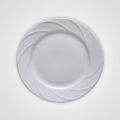"Picture of BONE-CHINA TARANG PLATE 7"""