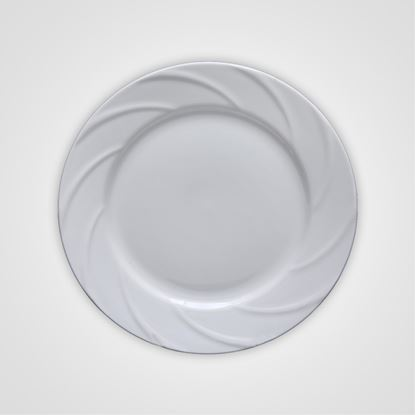 "Picture of BONE-CHINA TARANG PLATE 9"""