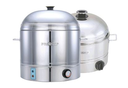 Picture of PRADEEP CORN STEAMER 4L (GLASS LID)