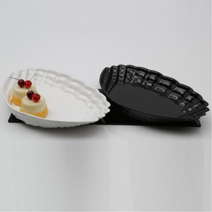 Picture of KENFORD SHELL PLATTER OVAL (BLACK)