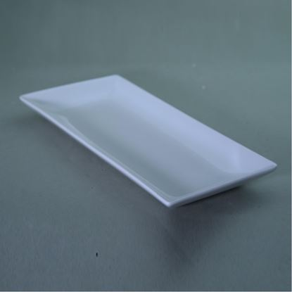 Picture of ARIANE JULIET RECT PLATE 28X18.5CM